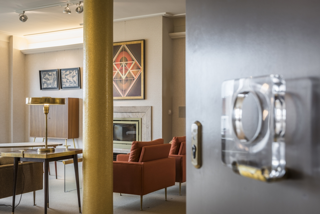 Interieur Inrichting Galerie : Welkom marc lauwers interieur architect